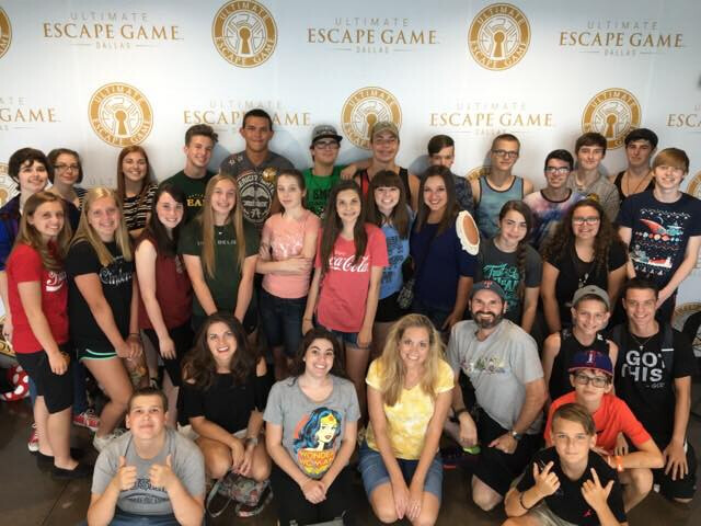 Ultimate Escape Room (7th-12th Graders)